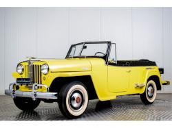Foto Willys Jeepster