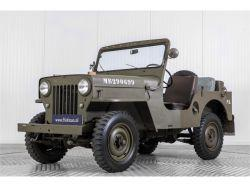 Foto Willys Jeep Cj3b