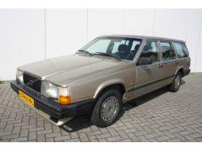 Foto Volvo 740