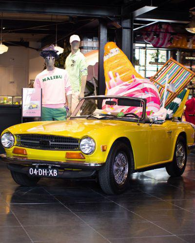 Triumph TR6 bij #deHeerenvanRinsma