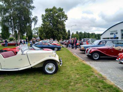 Cars & Coffee Leek juli 2019