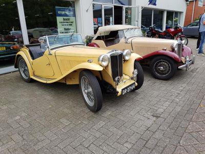 Cars en Coffee Leek aug 2019 Hofman Leek