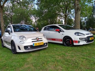 Cars en Coffee Leek september 2019 Hofman Leek