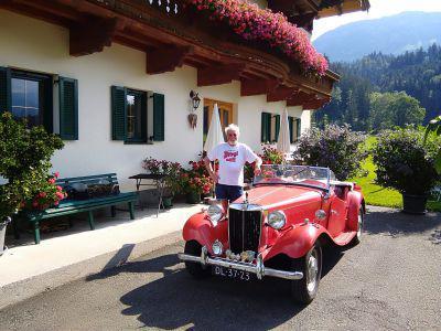 Jan Menger aus Tirol