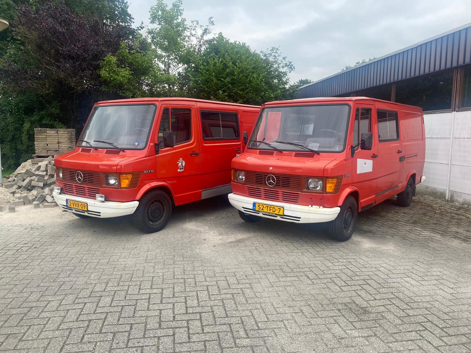 2x2 Brandweerbus
