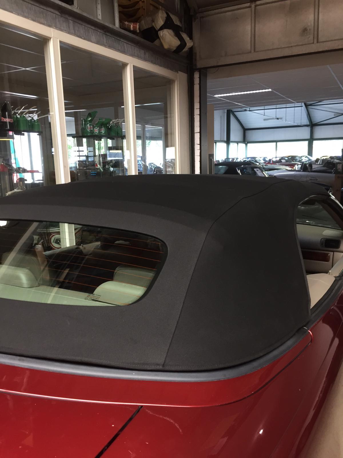 Carbiodak vervangen Volvo