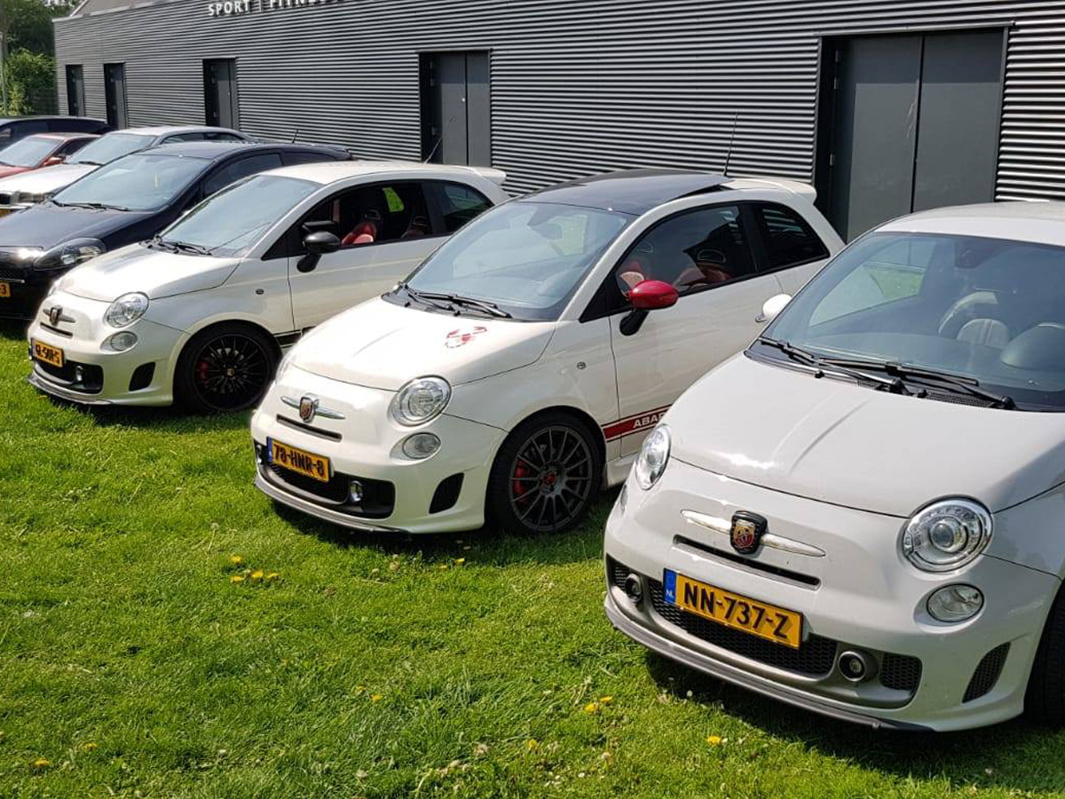 Cars en Coffee Leek - Foto 14