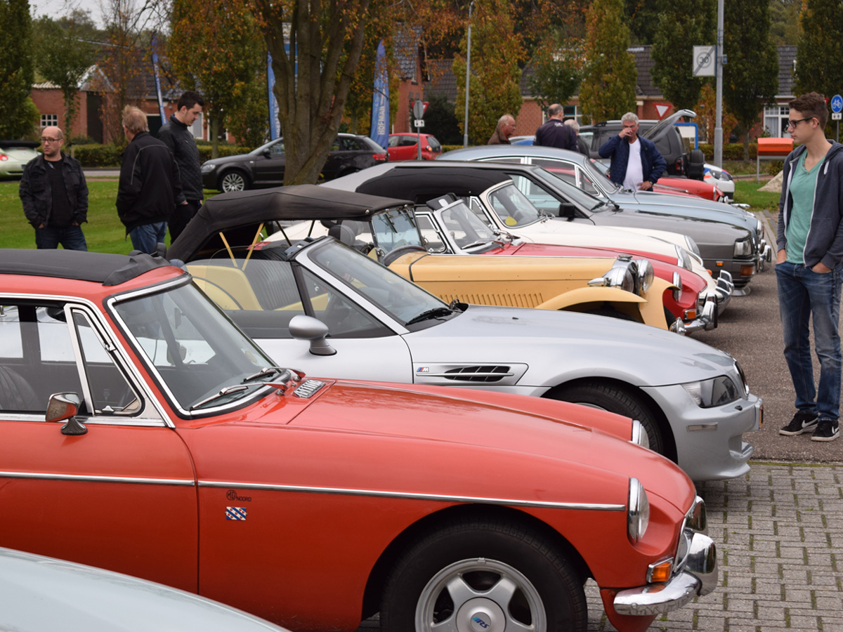 Cars en Coffee Leek - Foto 16