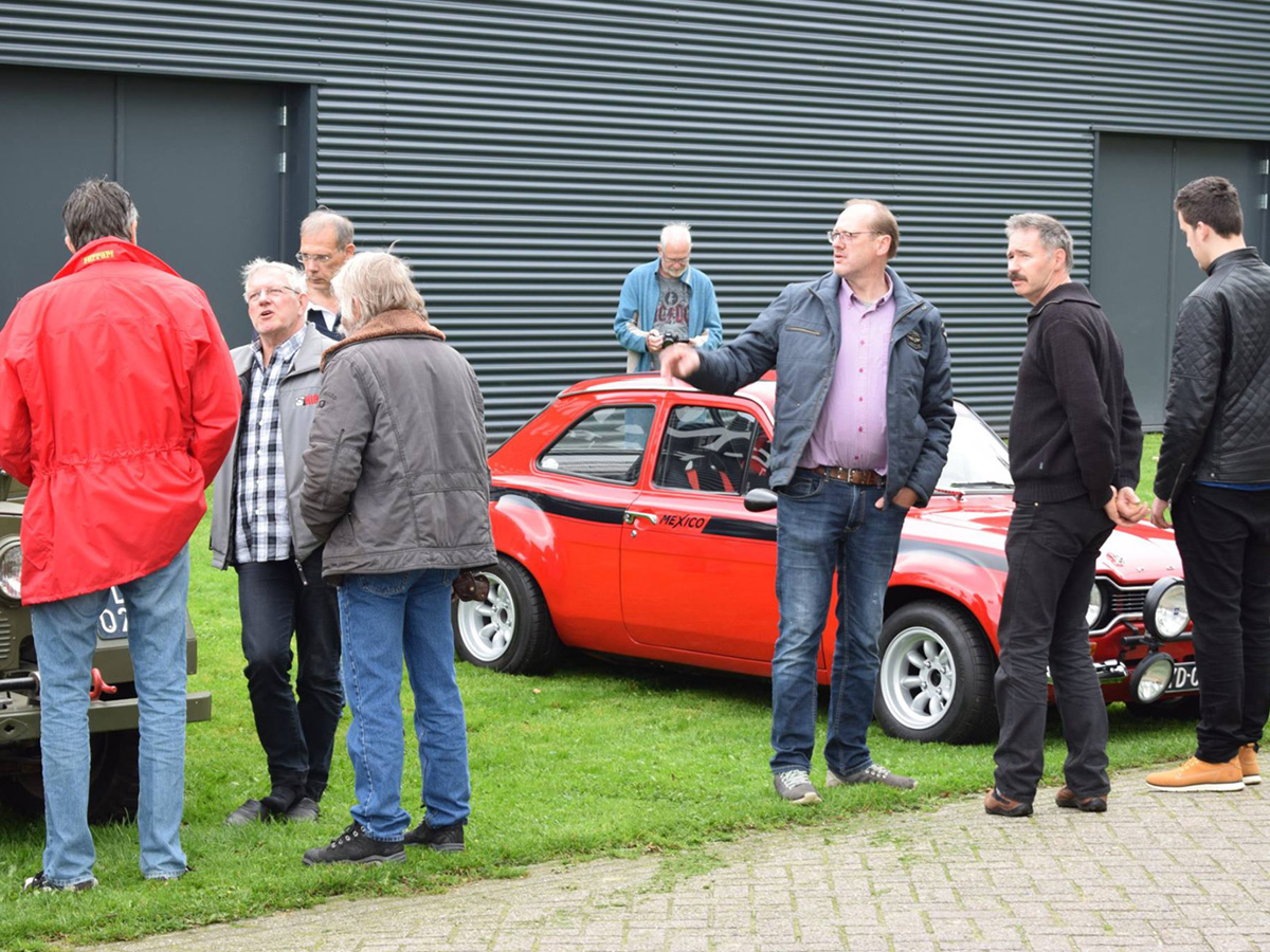 Cars en Coffee Leek - Foto 17