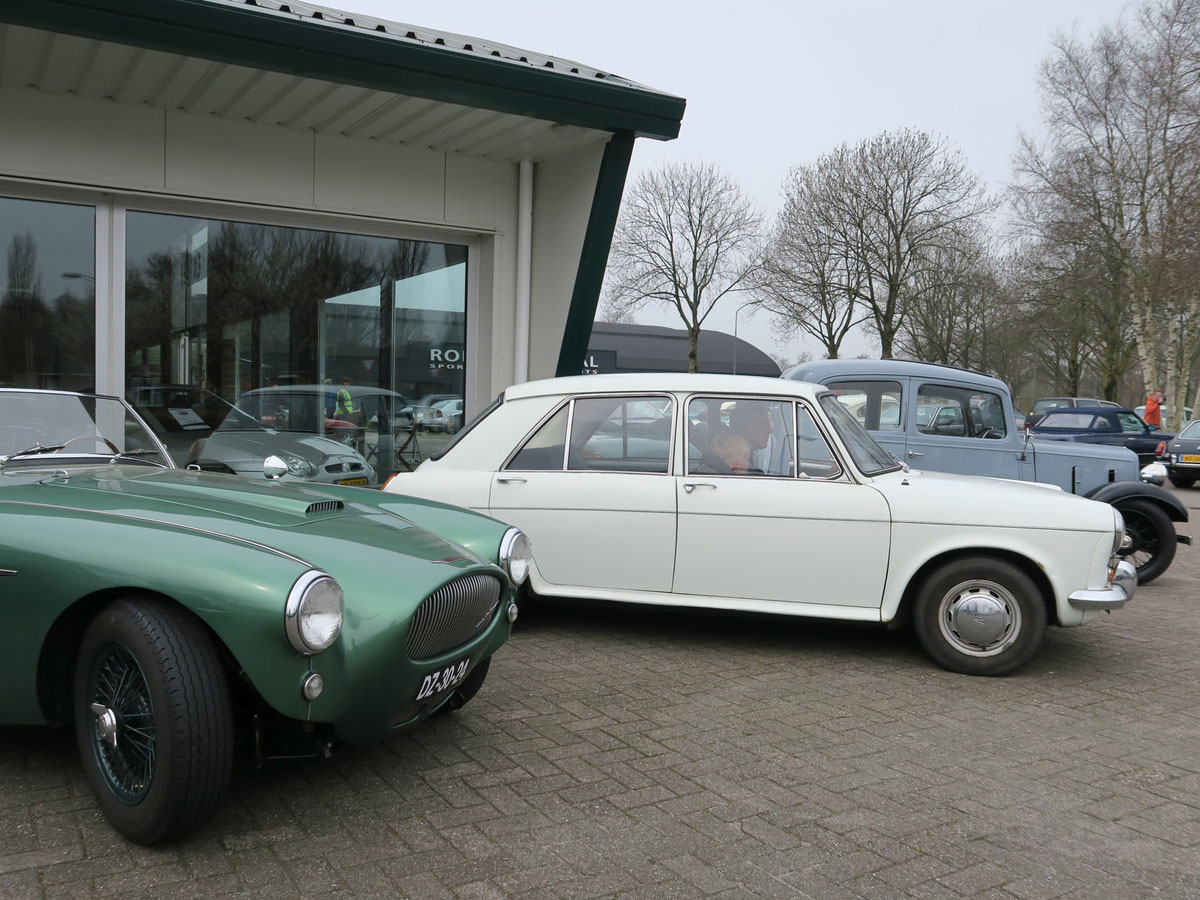 Cars en Coffee Leek - Foto 2