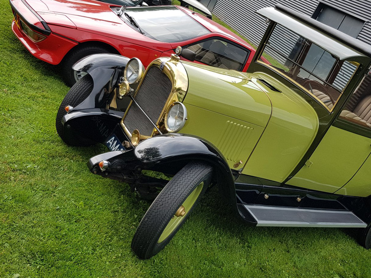 Cars en Coffee Leek - Foto 22
