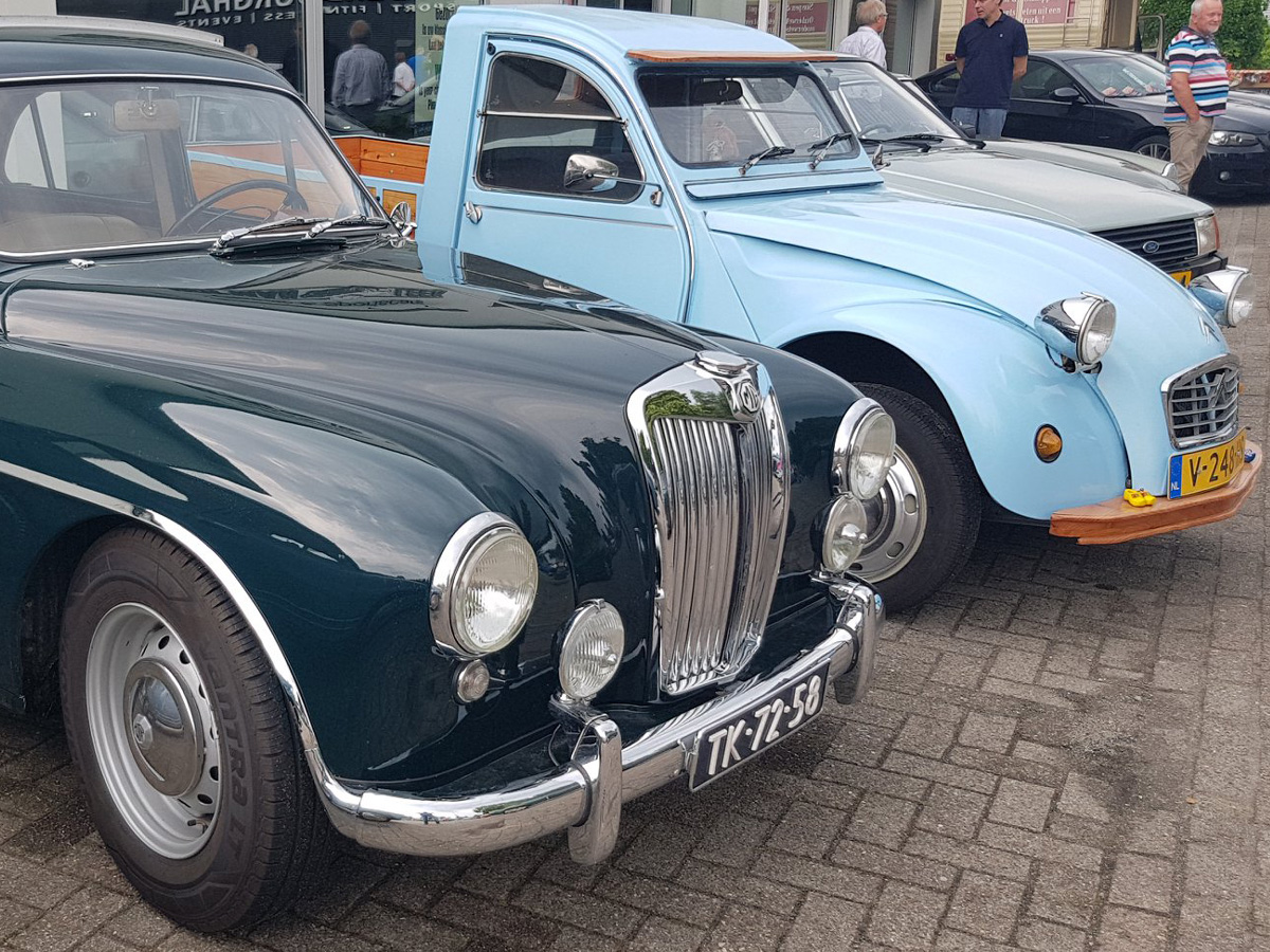 Cars en Coffee Leek - Foto 23