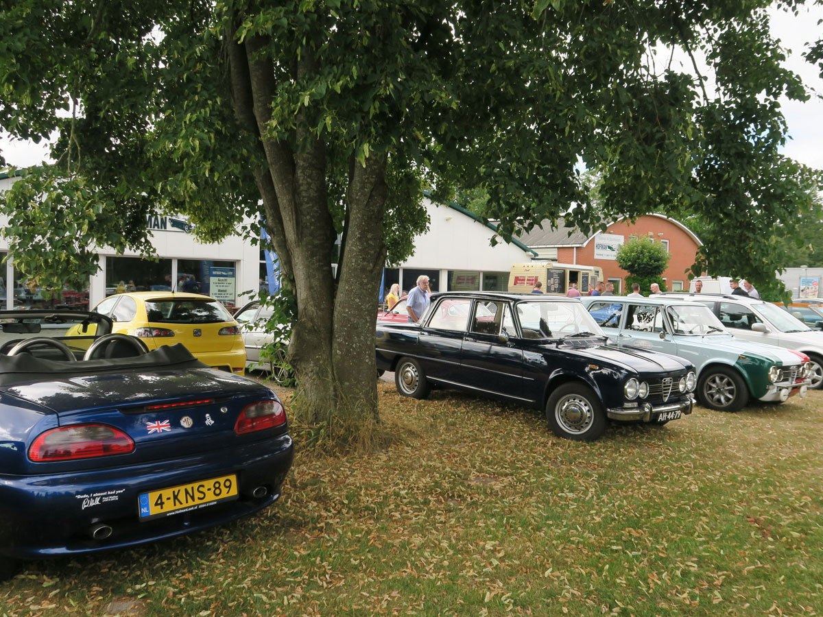 Cars en Coffee Leek - Foto 27