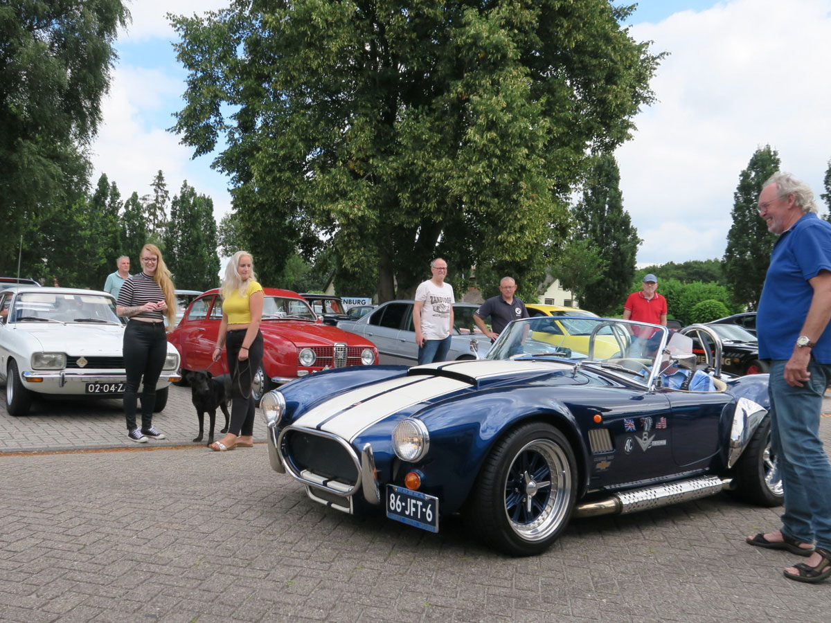 Cars en Coffee Leek - Foto 28