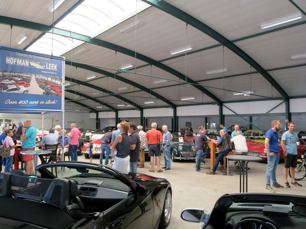 Cars en Coffee Leek - Foto 31