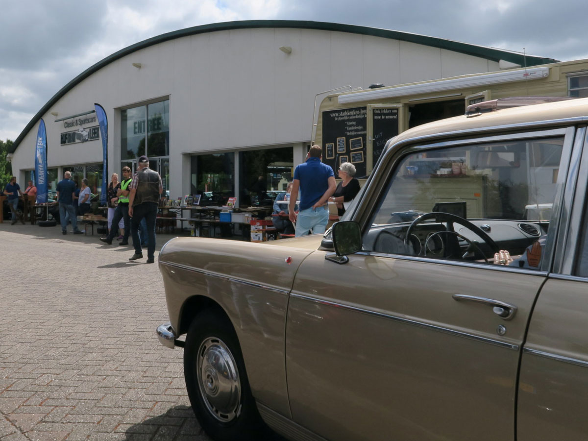 Cars en Coffee Leek - Foto 35