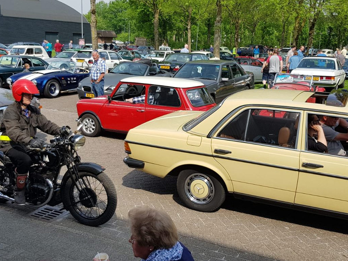 Cars en Coffee Leek - Foto 4