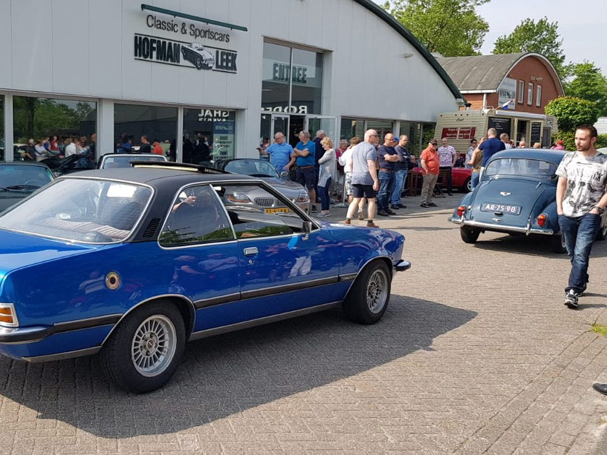 Cars en Coffee Leek - Foto 5