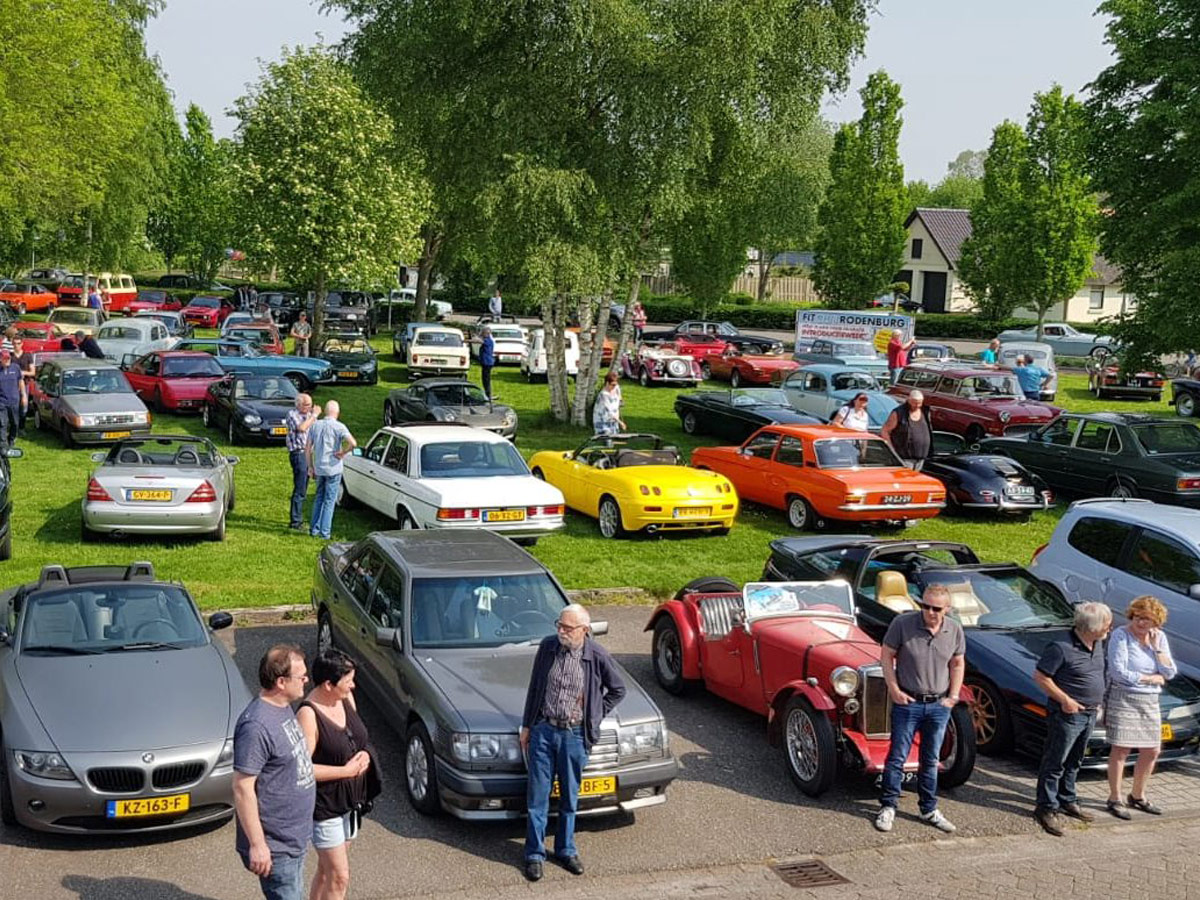 Cars en Coffee Leek - Foto 6