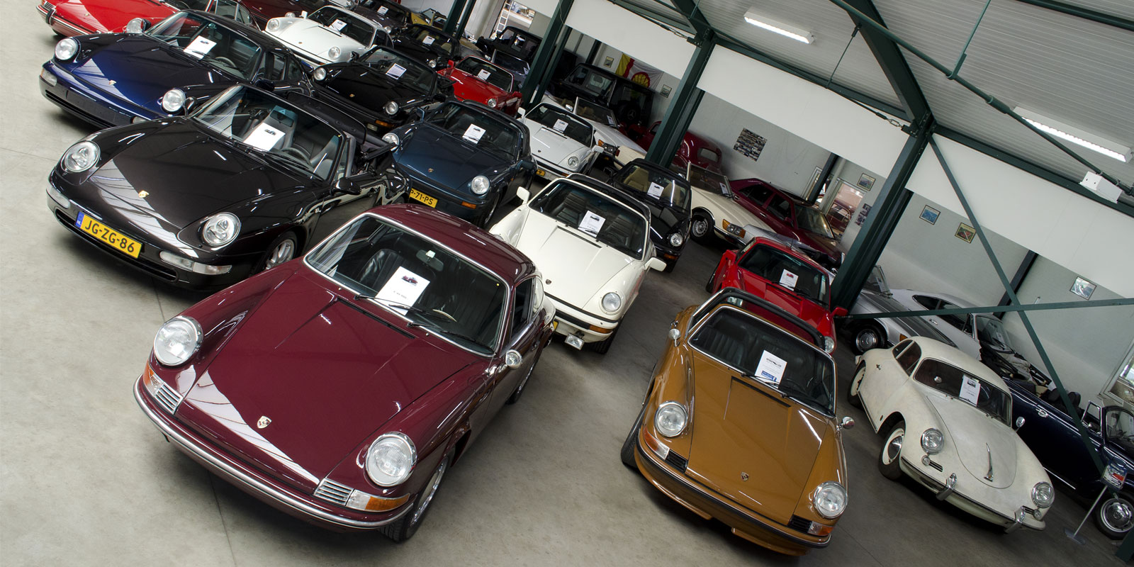 Hofman Porsches