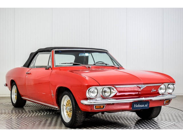 Chevrolet Corvair Convertible Foto 18