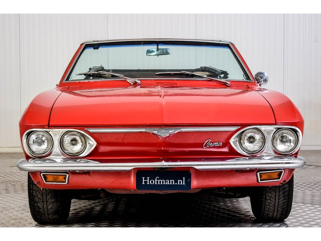 Chevrolet Corvair Convertible Foto 20