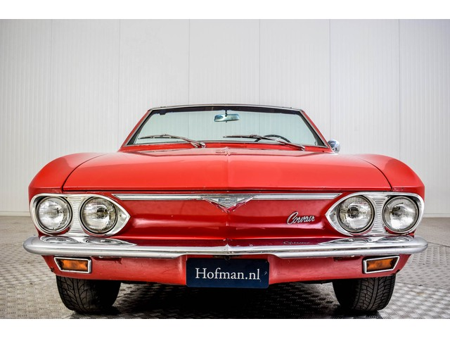 Chevrolet Corvair Convertible Foto 35