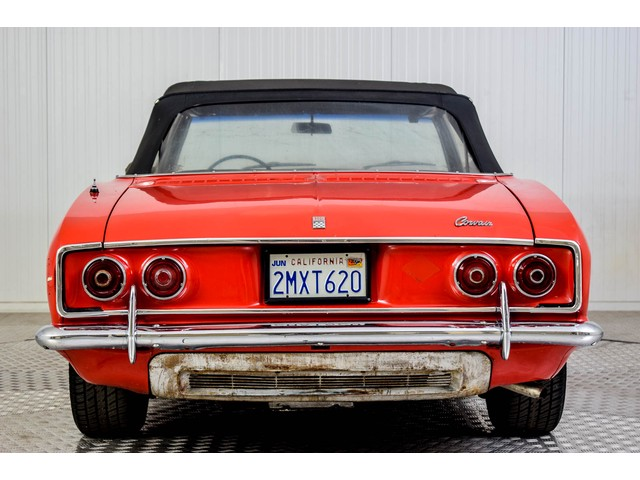 Chevrolet Corvair Convertible Foto 4