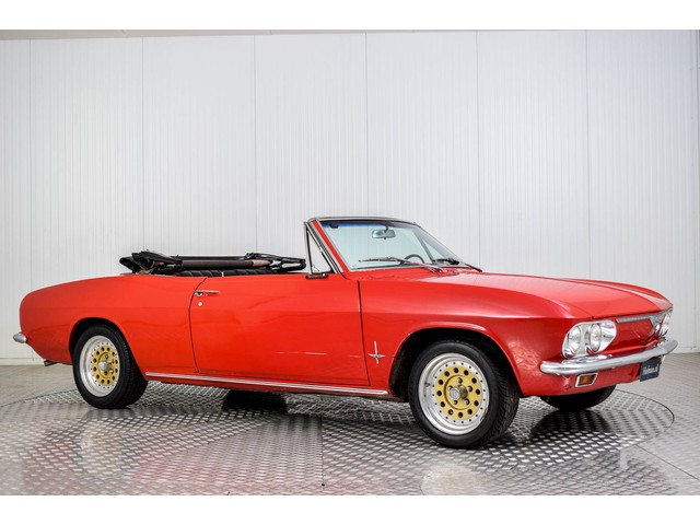 Chevrolet Corvair Convertible Foto 40