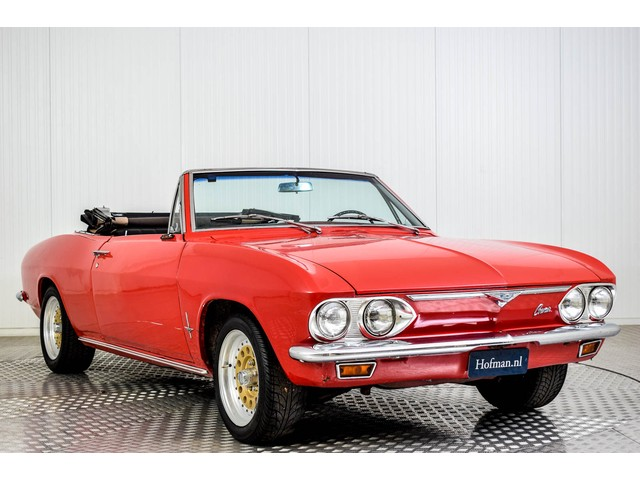 Chevrolet Corvair Convertible Foto 5