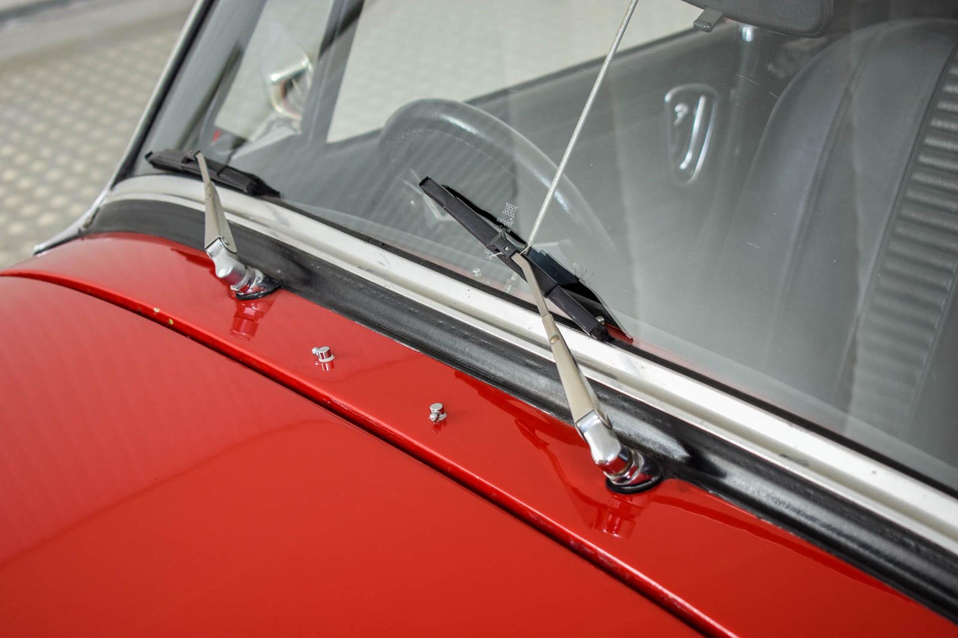 MG Midget MK3 1275 Foto 14