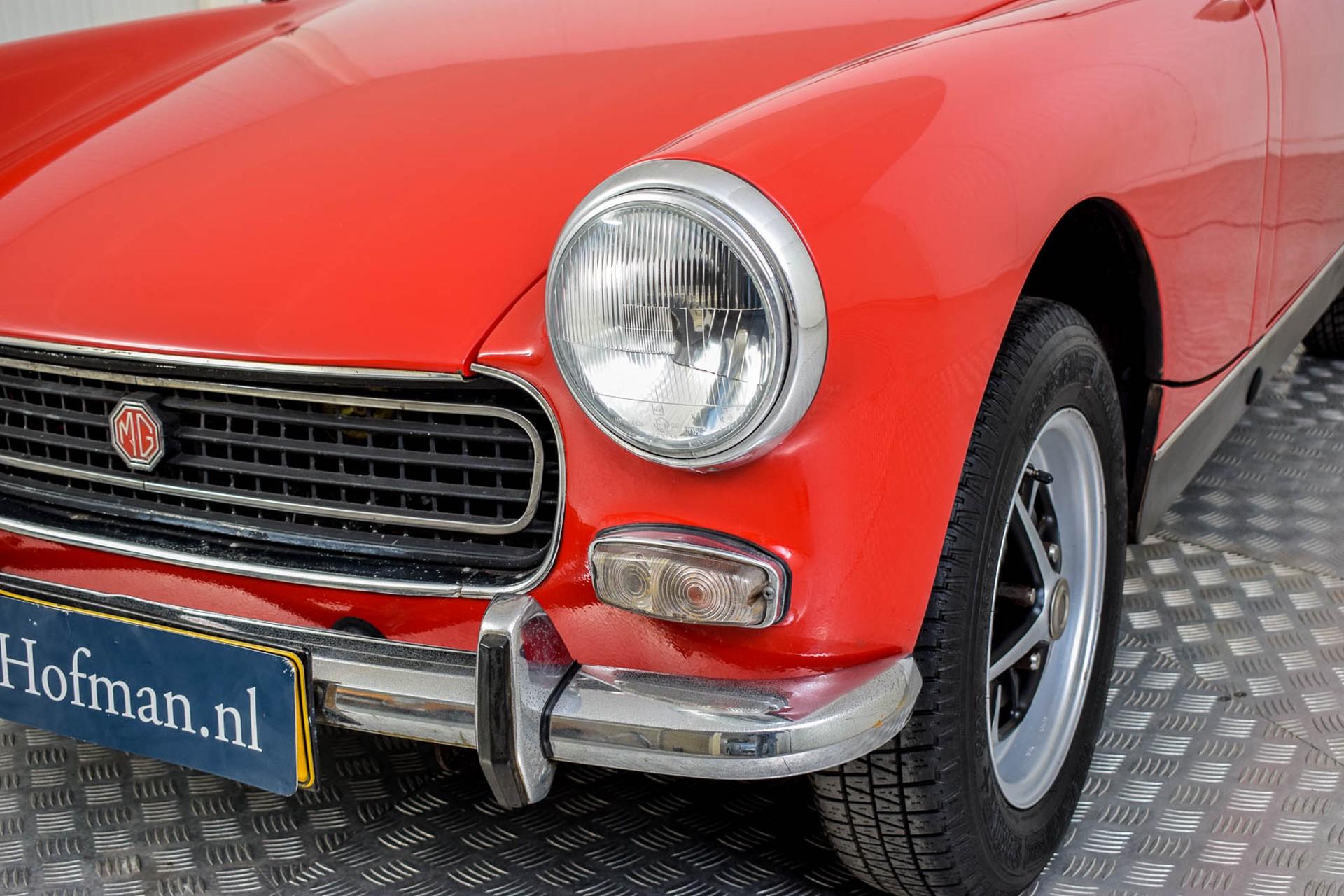 MG Midget MK3 1275 Foto 21