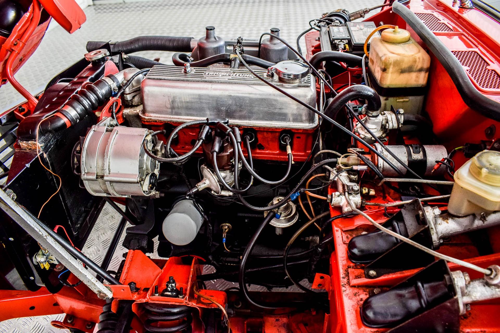 Triumph Spitfire 1500 TC Foto 24