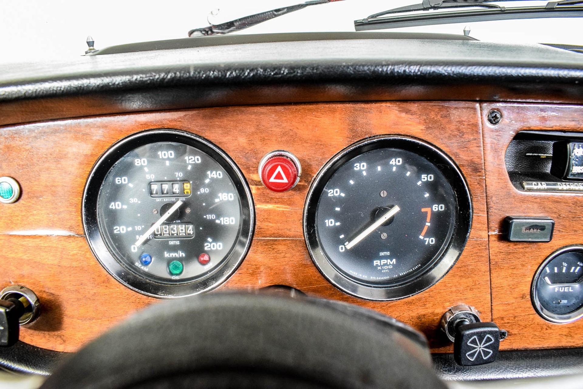 Triumph Spitfire 1500 TC Foto 34