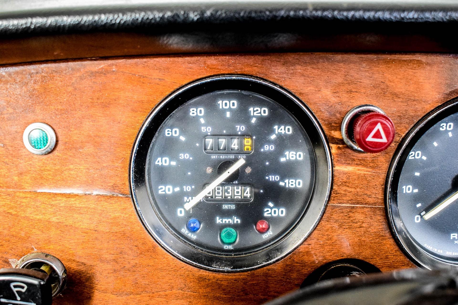 Triumph Spitfire 1500 TC Foto 54