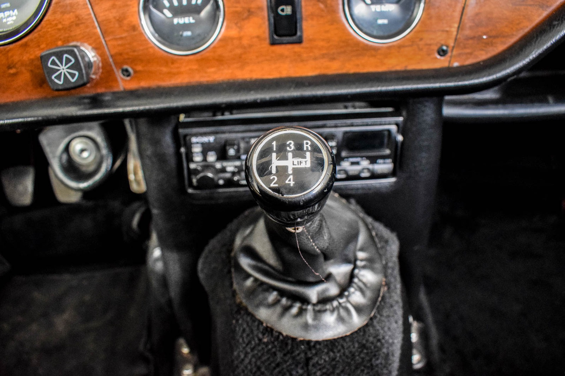 Triumph Spitfire 1500 TC Foto 55