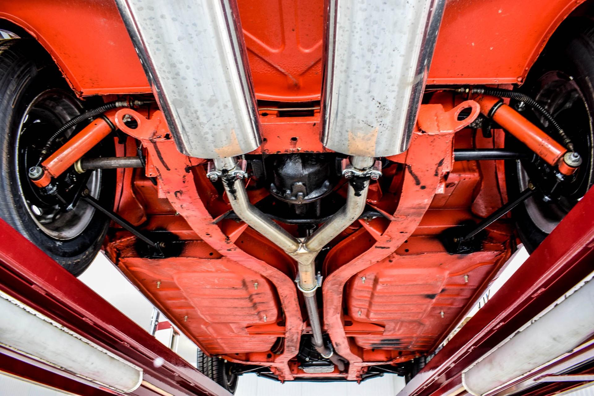 Triumph Spitfire 1500 TC Foto 69