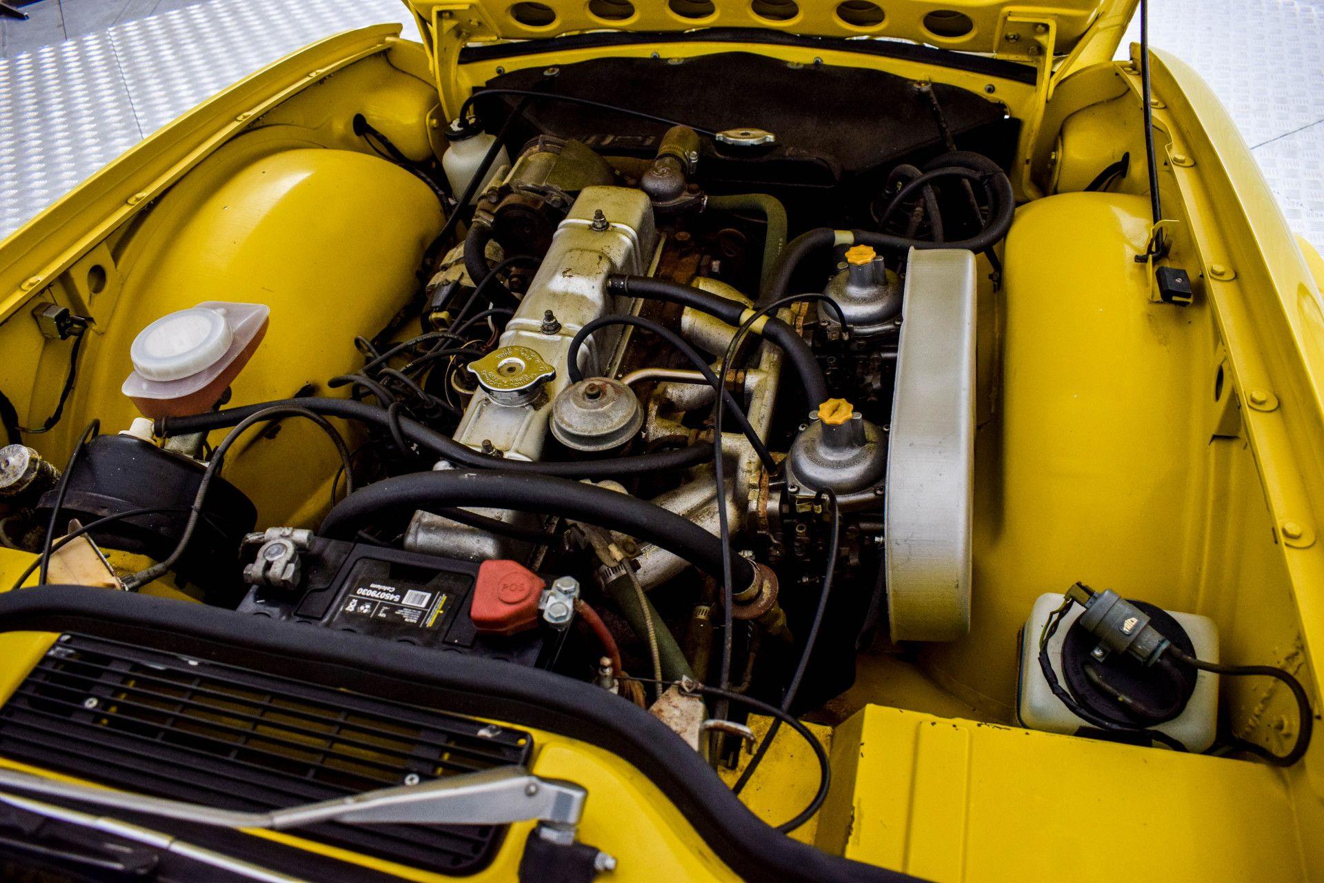 Triumph TR6  Foto 13