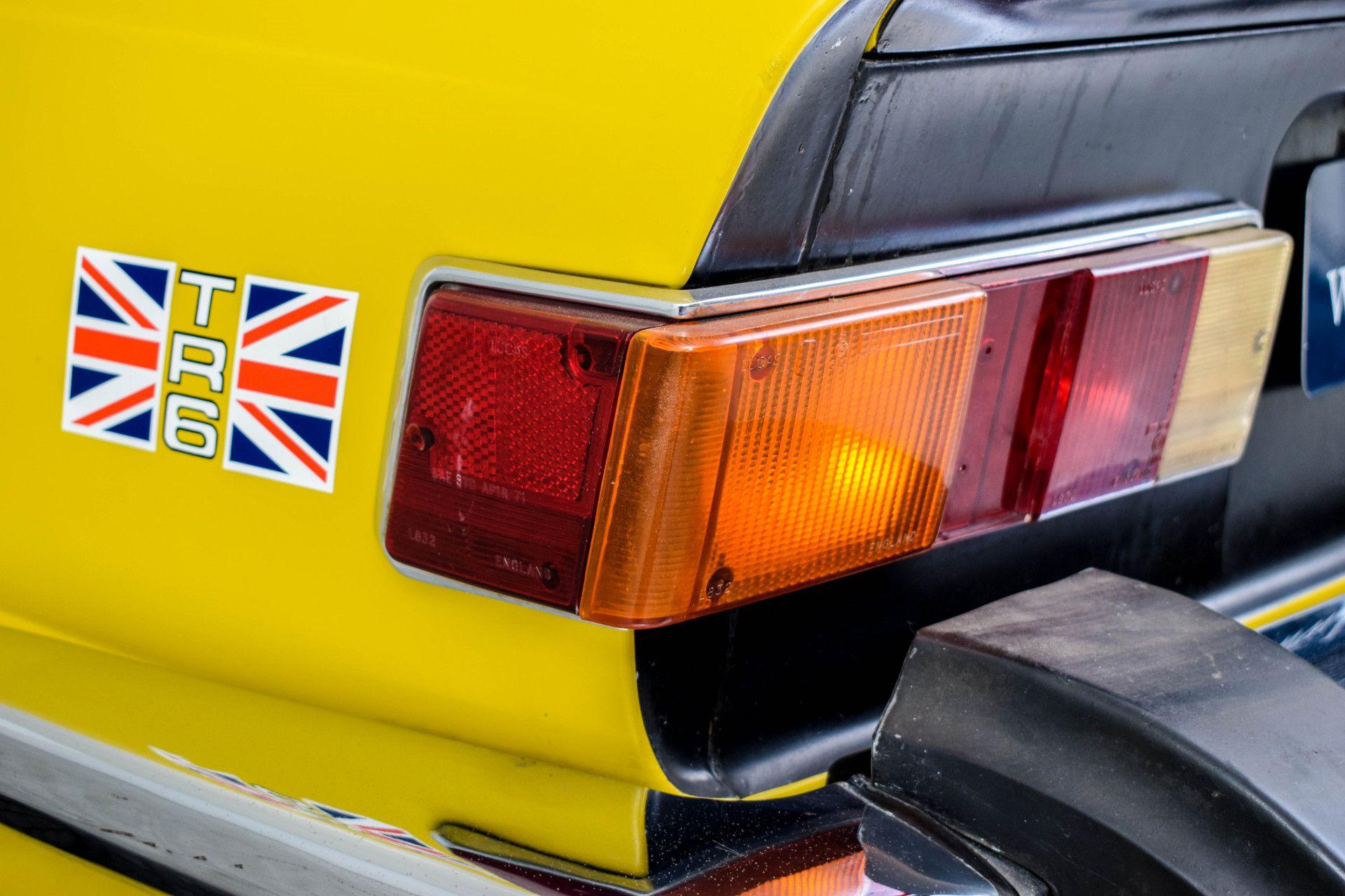 Triumph TR6  Foto 20