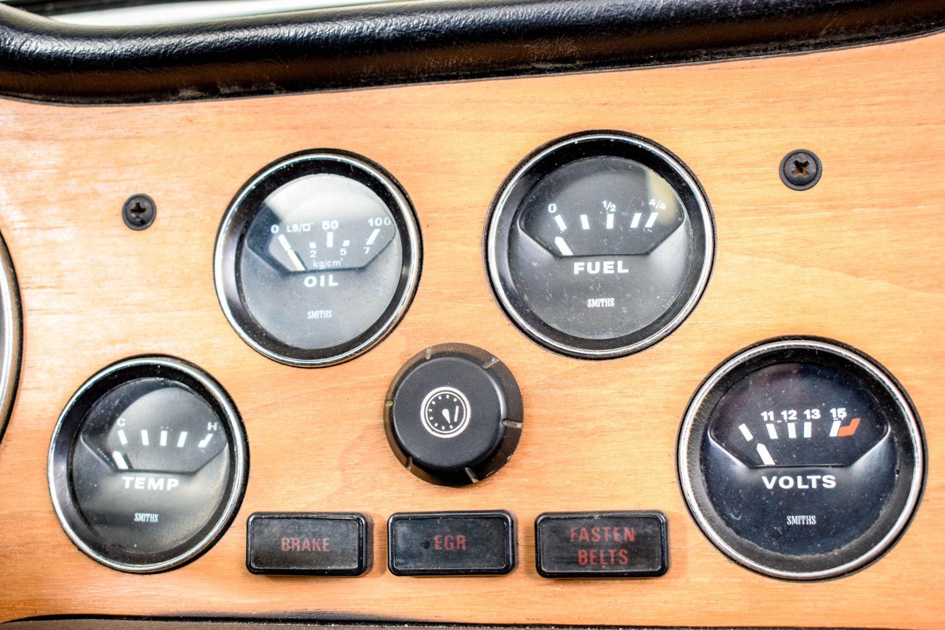 Triumph TR6  Foto 46