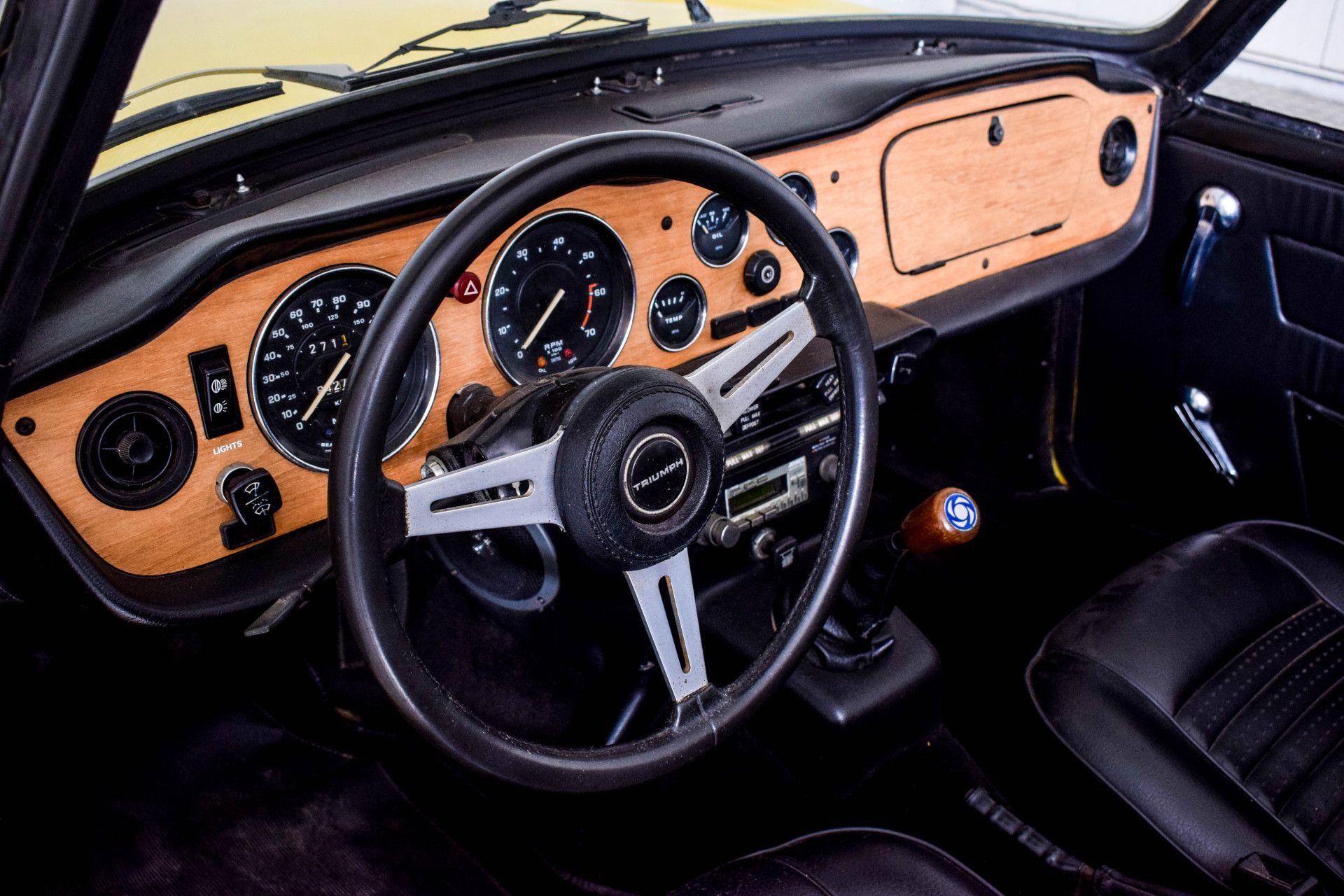Triumph TR6  Foto 47