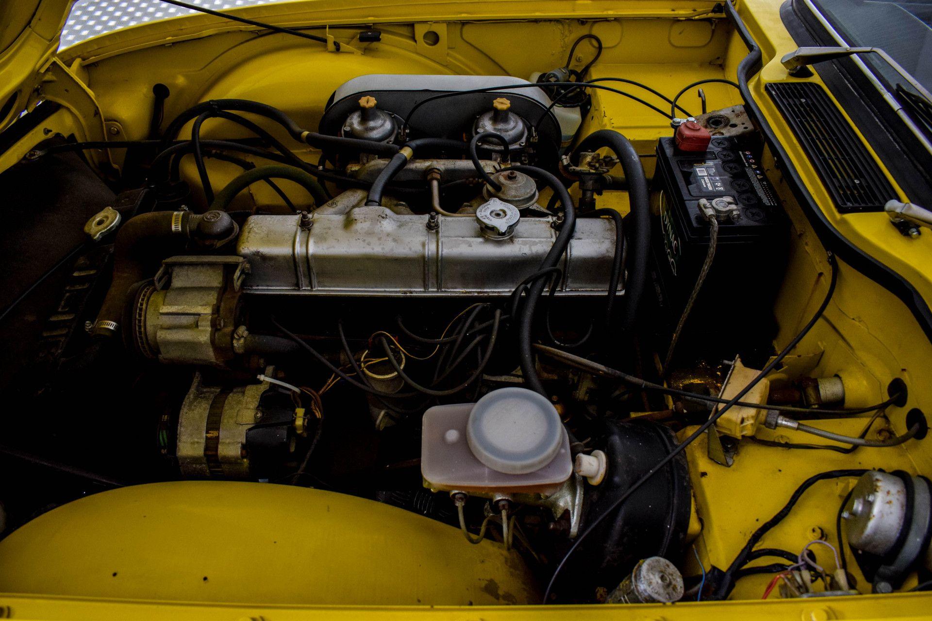 Triumph TR6  Foto 51