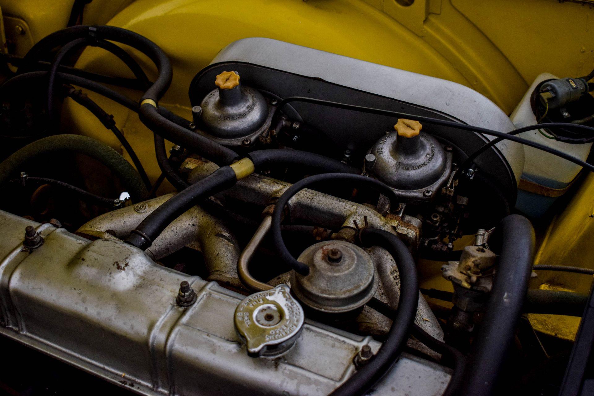 Triumph TR6  Foto 53