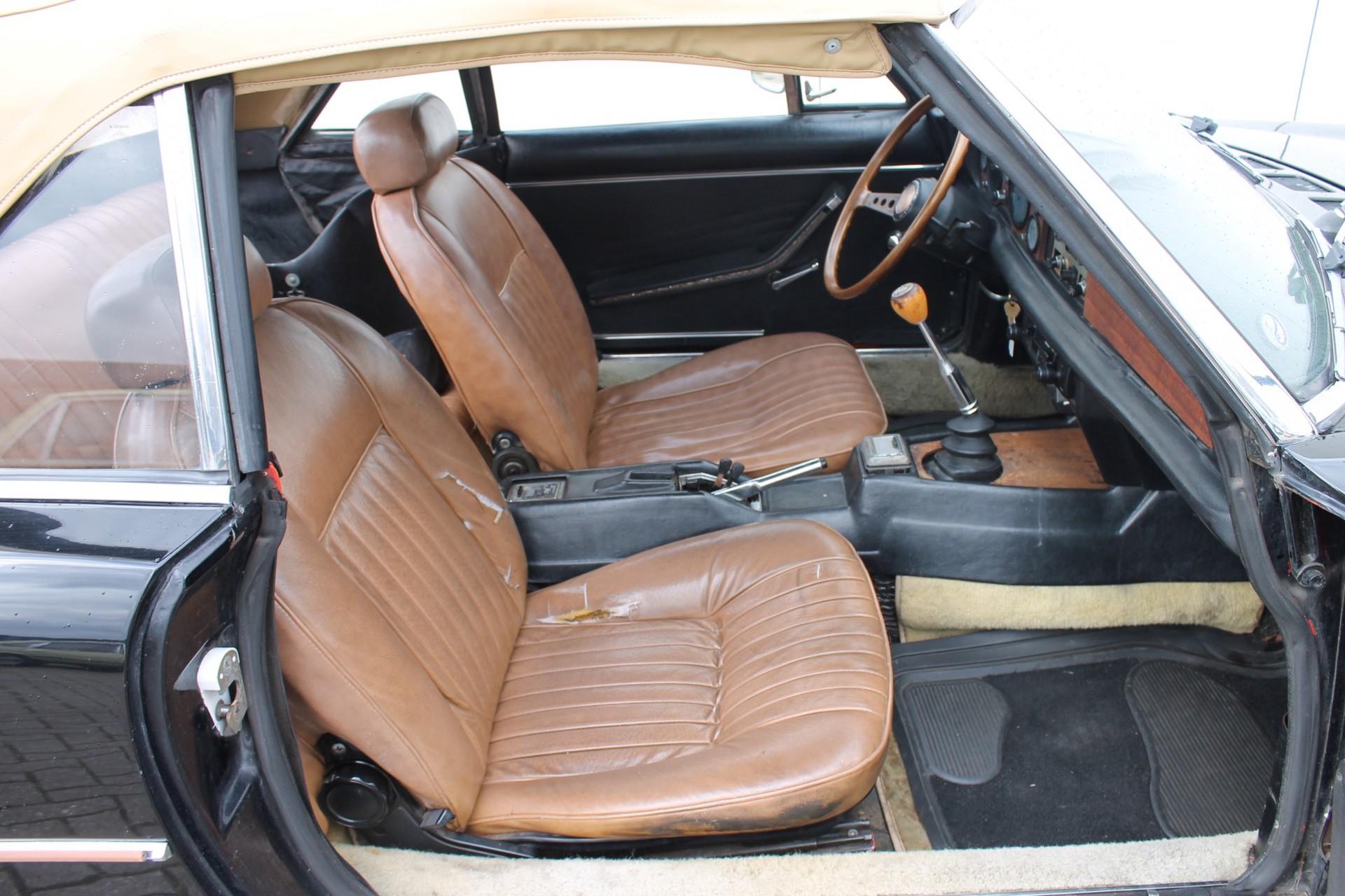 Fiat 124 Spider  Foto 13