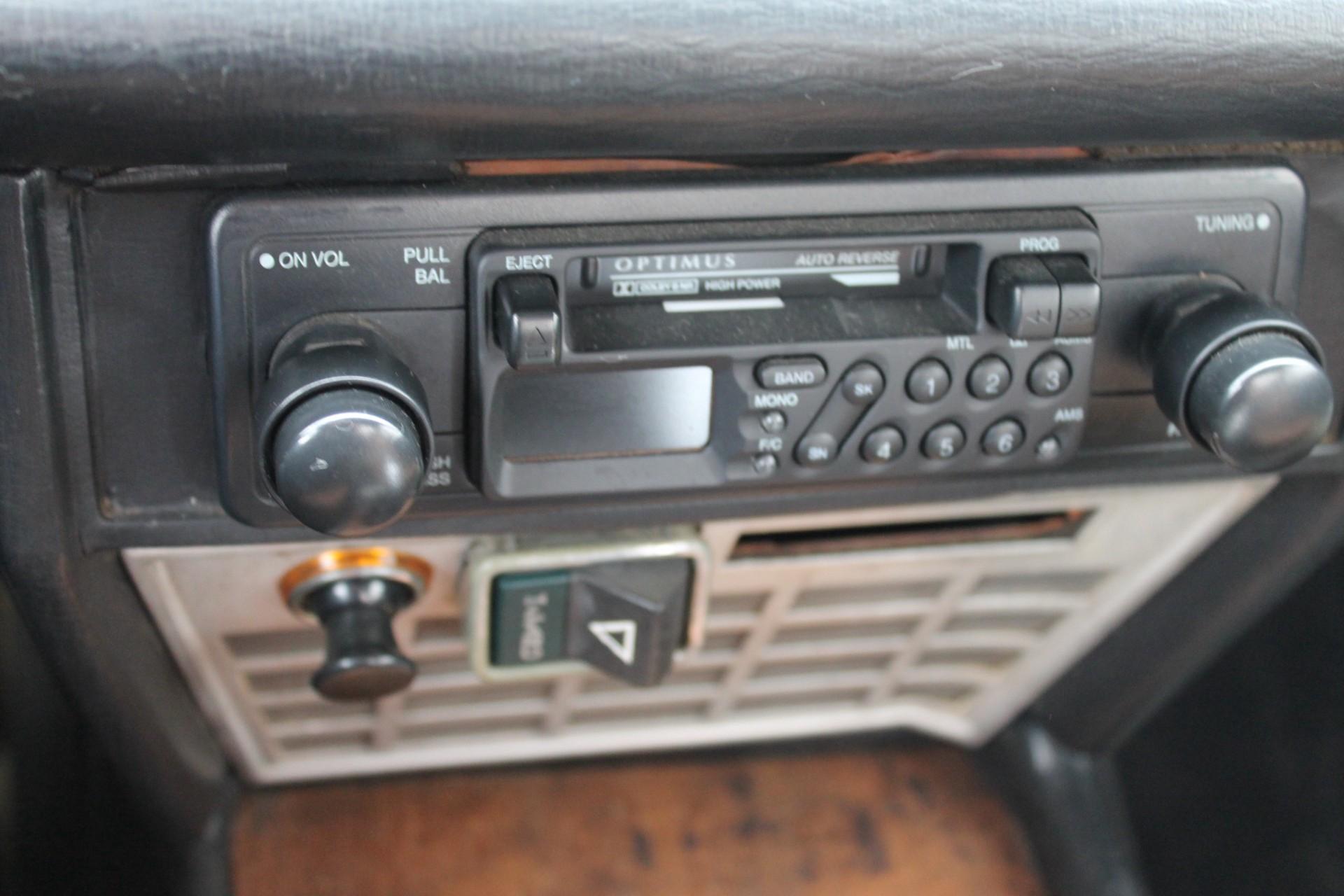 Fiat 124 Spider  Foto 14