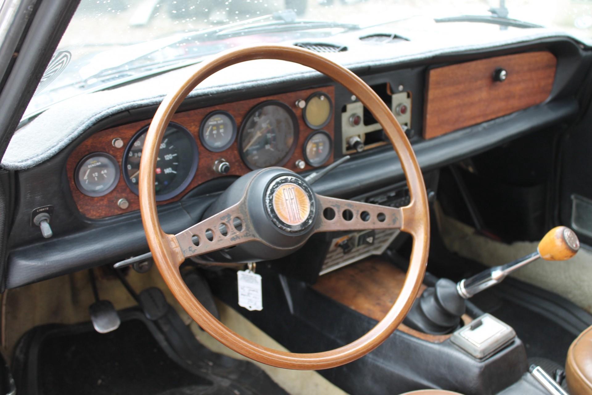 Fiat 124 Spider  Foto 17