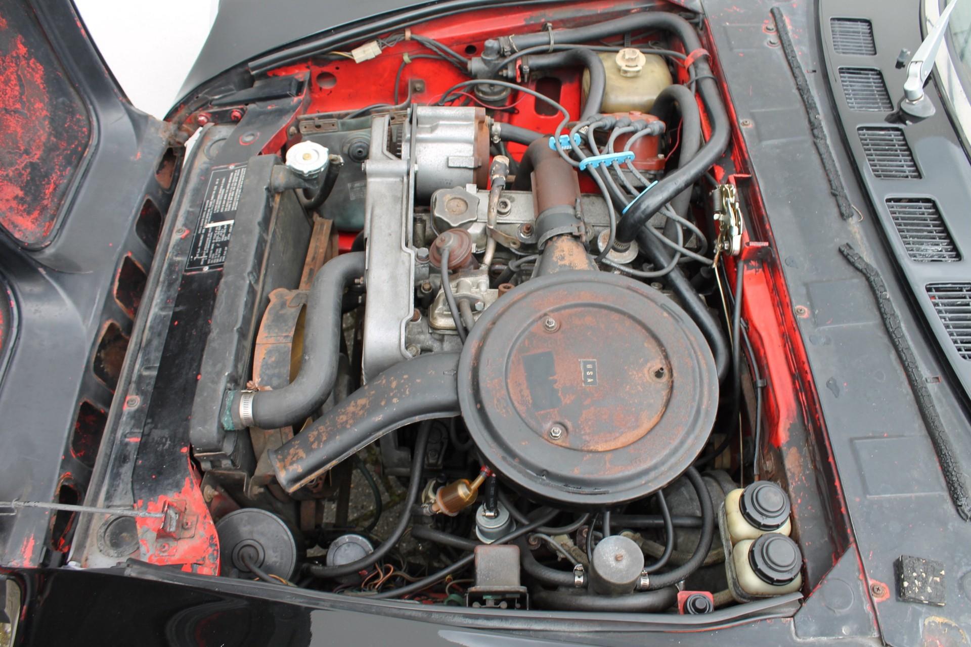 Fiat 124 Spider  Foto 19