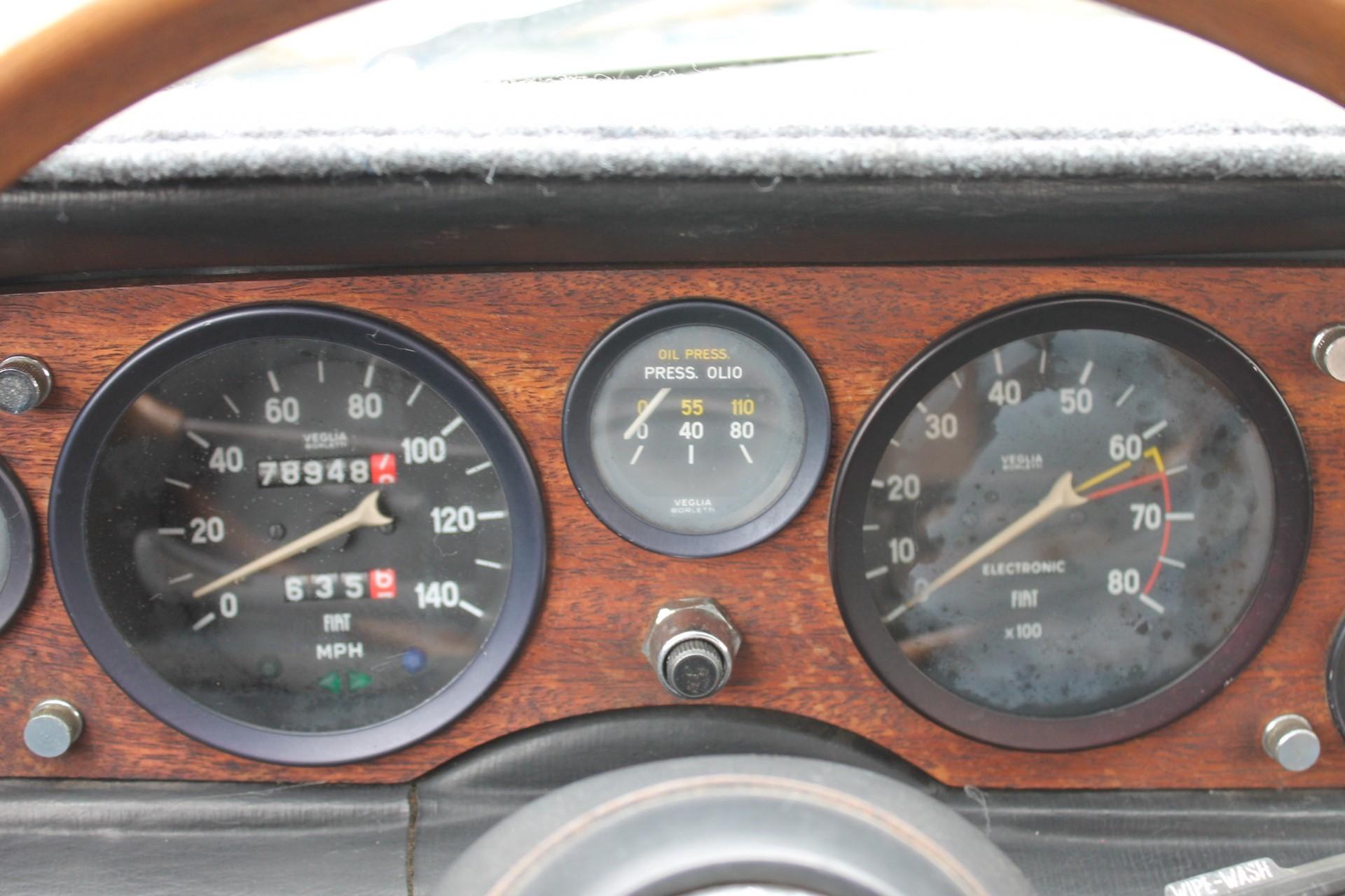 Fiat 124 Spider  Foto 4