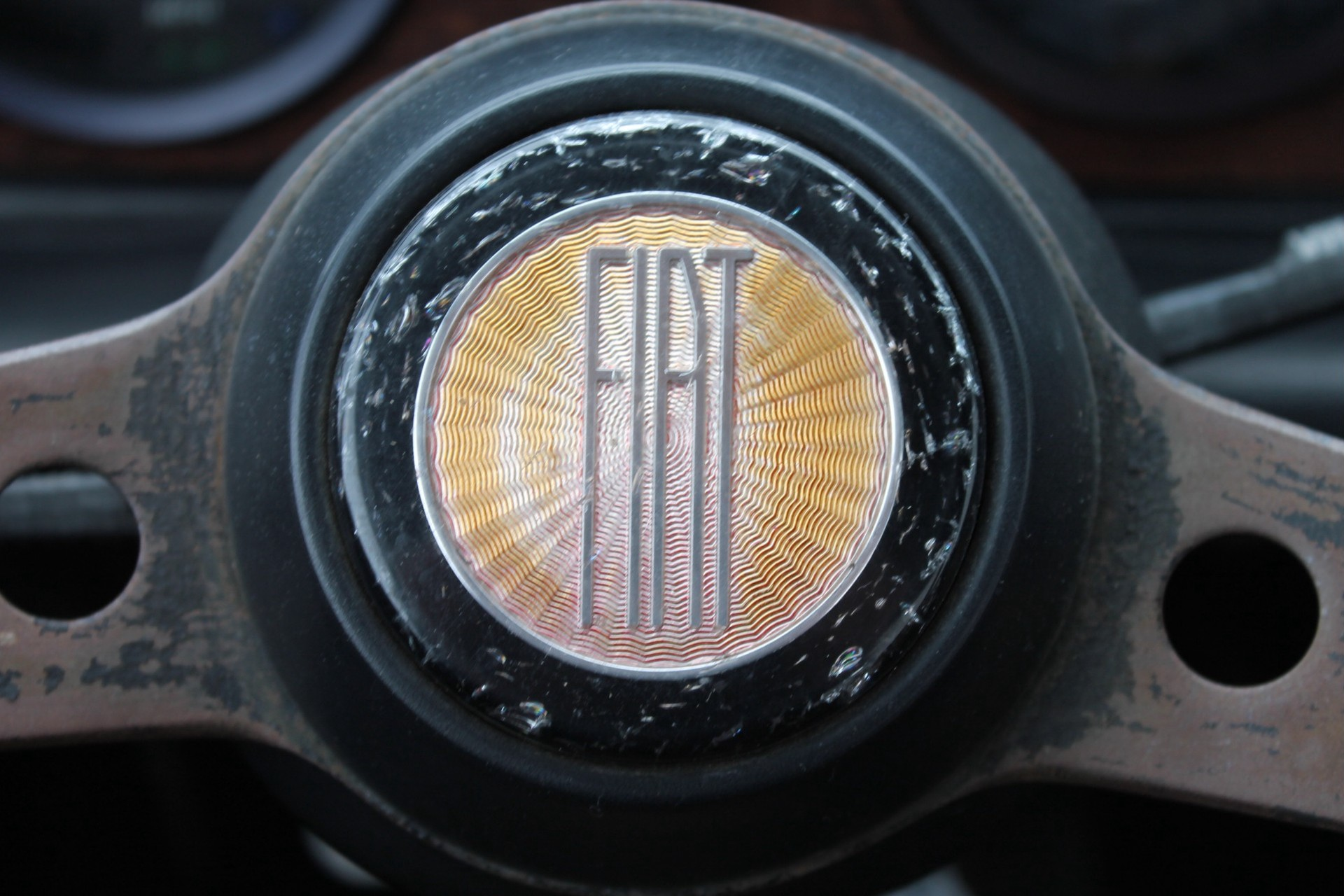 Fiat 124 Spider  Foto 9