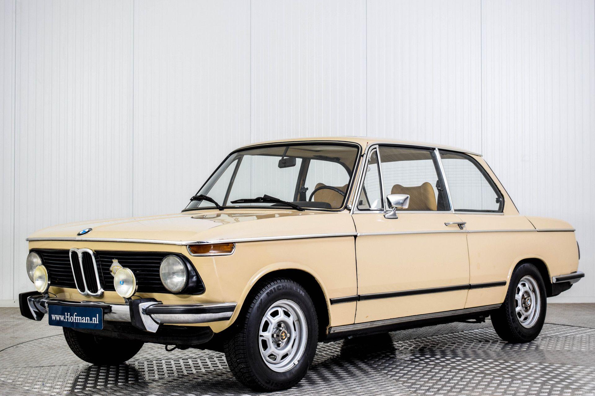 BMW 2002 Eerste eigenaar! Foto 1